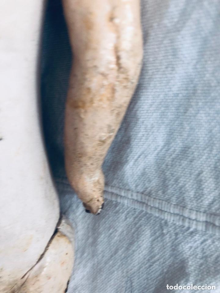 Muñecas Composición: Muñeca alemana cartón piedra - Foto 9 - 174017255
