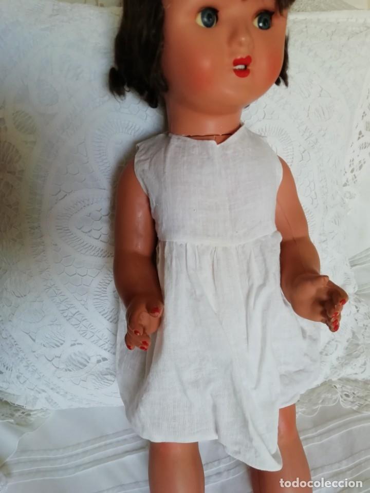 Muñecas Composición: Gran muñeca composición inglesa - Foto 4 - 177877530
