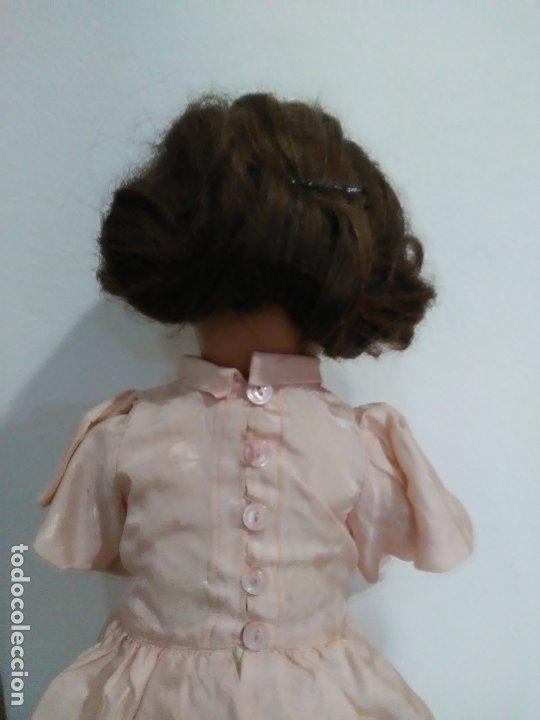 Muñecas Composición: Antigua muñeca de composición (marcada PARIS 301) de 48 cm - Foto 4 - 181702532