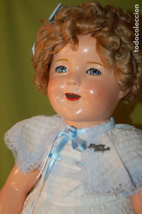 Muñecas Composición: muñeca de ideal shirley temple grande - Foto 16 - 158228006