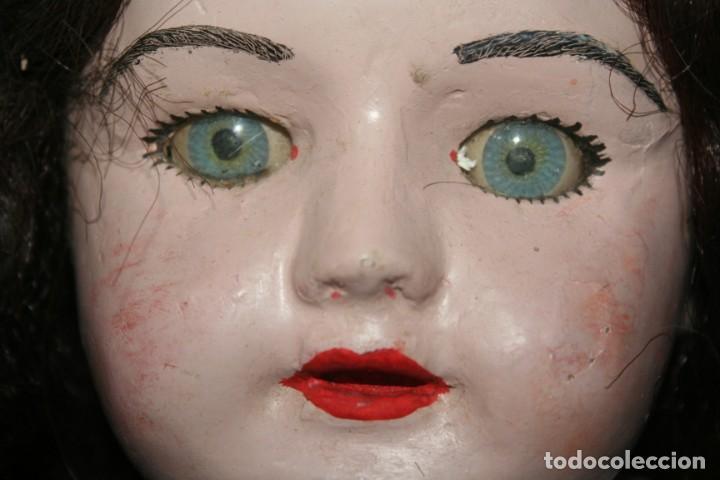 Muñecas Composición: antigua muñeca marcada paris - Foto 2 - 193263768