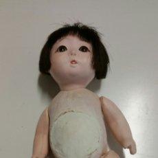 Muñecas Composición: MUÑECA ANTIGUA JAPONESA. Lote 194243351