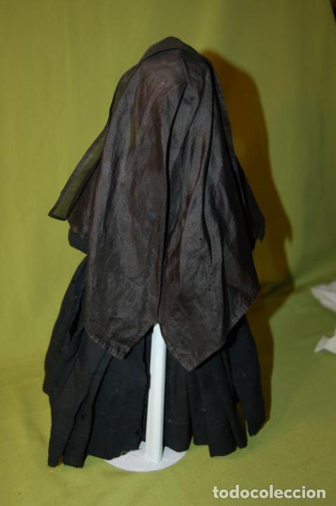Muñecas Composición: muñeca monja antigua eden bebé? - Foto 4 - 208415995