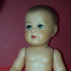 Bonecas Composição: MUÑECO DE COMPOSICION DE SNF - FRANCIA 1930. Lote 212461102