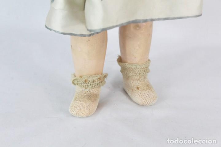 Muñecas Composición: Ref T8 - Muñeca composición Andadora. Unis France 8 - Composition doll 52cm - Foto 6 - 224894031