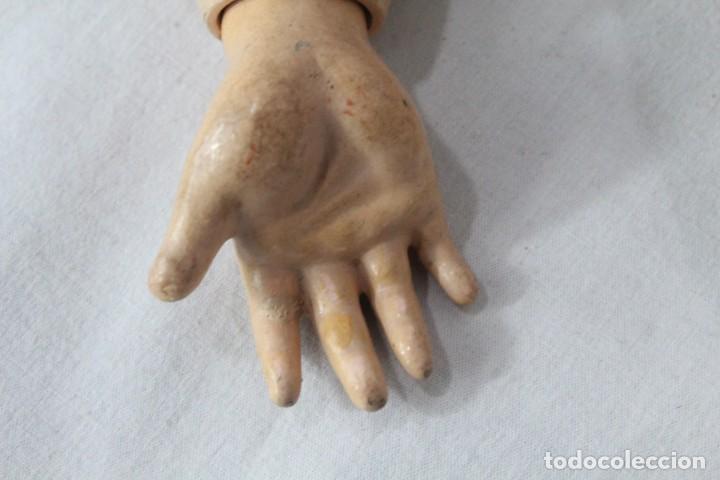 Muñecas Composición: Ref T8 - Muñeca composición Andadora. Unis France 8 - Composition doll 52cm - Foto 12 - 224894031