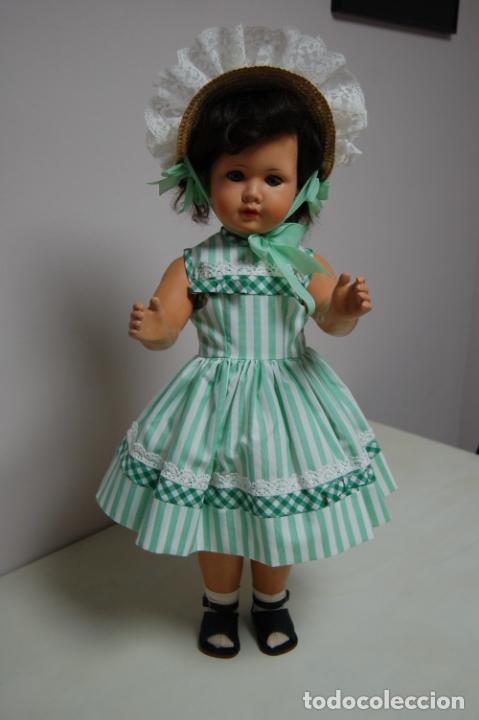 Muñecas Composición: muñeca alemana años 30 - Foto 3 - 236211715