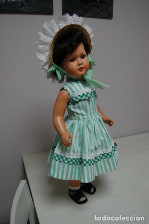 Muñecas Composición: muñeca alemana años 30 - Foto 8 - 236211715
