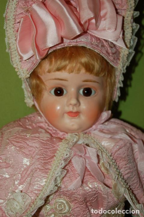 Muñecas Composición: gran muñeca de composición - Foto 2 - 242383230