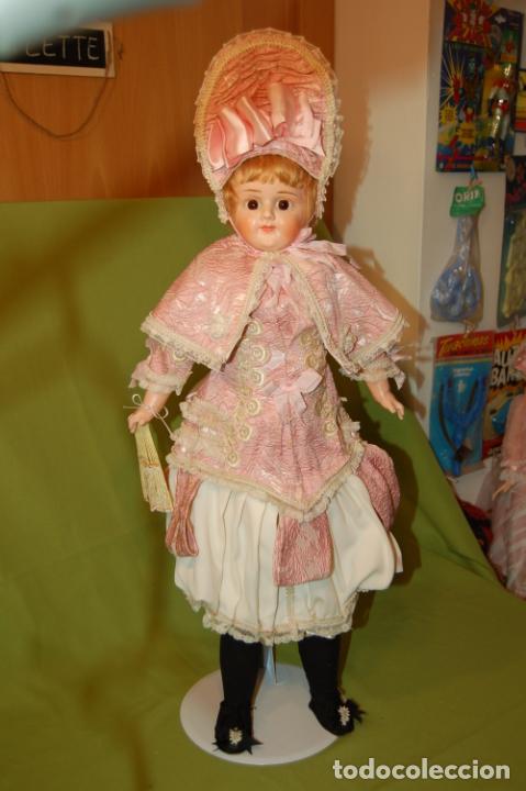 Muñecas Composición: gran muñeca de composición - Foto 3 - 242383230