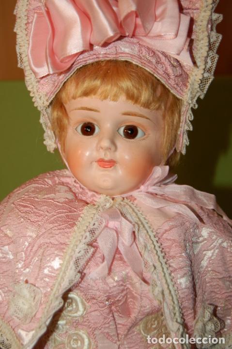 Muñecas Composición: gran muñeca de composición - Foto 4 - 242383230