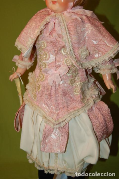 Muñecas Composición: gran muñeca de composición - Foto 5 - 242383230