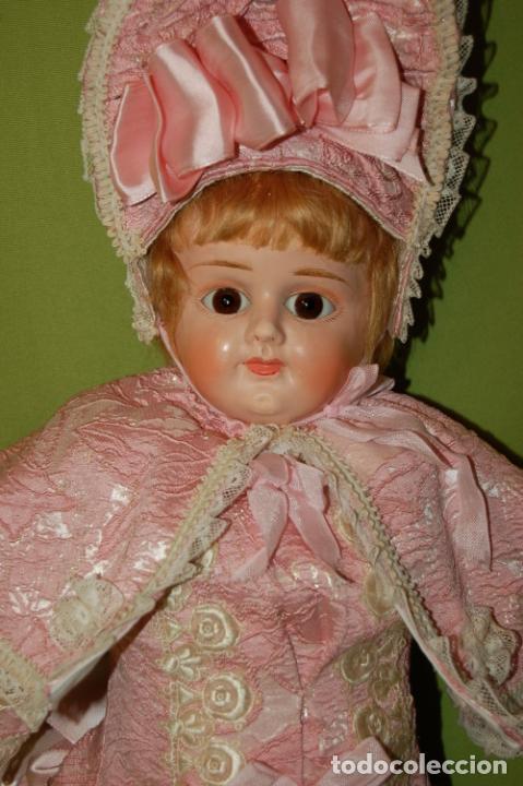 Muñecas Composición: gran muñeca de composición - Foto 7 - 242383230