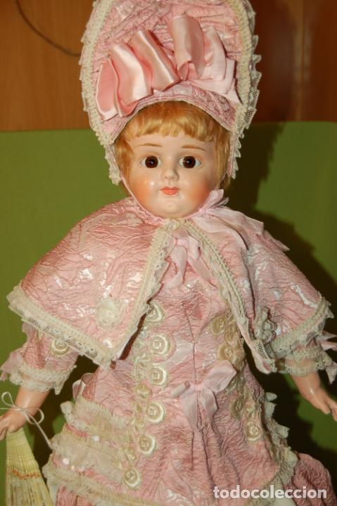 Muñecas Composición: gran muñeca de composición - Foto 9 - 242383230