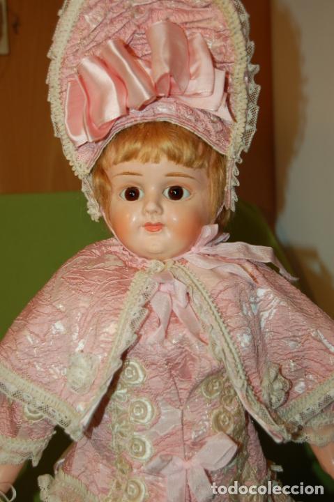 Muñecas Composición: gran muñeca de composición - Foto 11 - 242383230