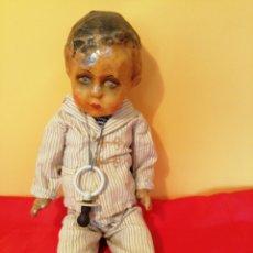 Bambole Composizione: MUÑECO CARTÓN PIEDR 42 CMS. Lote 245547310