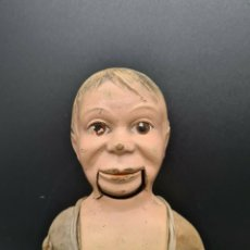 """Bambole Composizione: ANTIGUO RARO MUÑECO VENTRILOCUO DOMMY, """"RELIABLE TOY COMPANY LIMITED"""" OF TORONTO, CANADA, 1930. Lote 266350533"""