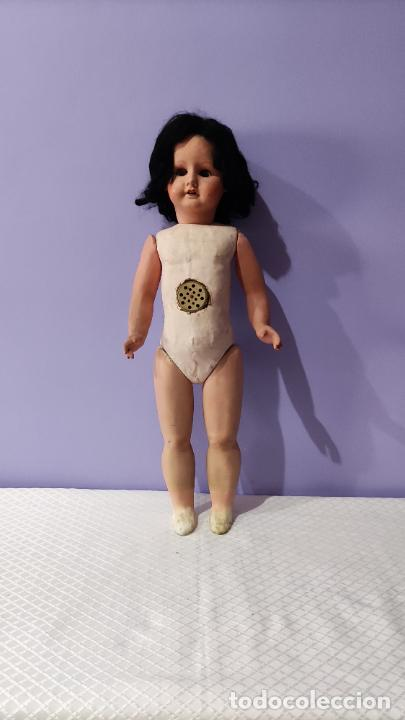 Muñecas Composición: Antigua muñeca de composición de 62 cm - Foto 7 - 134825150
