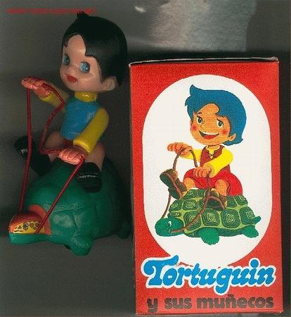 HEIDI EN TORTUGA, TOTALMENTE NUEVA. (Juguetes - Otras Muñecas Españolas Modernas)