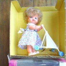 Muñecas Españolas Modernas - preciosa muñeca de vicma las menuditas-años 70 - 7163452
