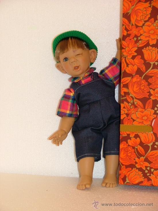 Muñecas Españolas Modernas: muñecos DANTON jos año 90 - Foto 2 - 194900325