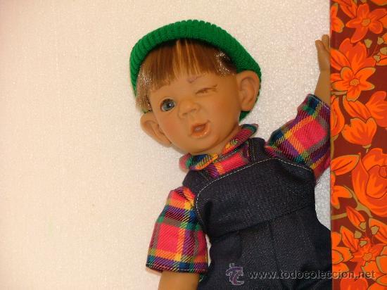 Muñecas Españolas Modernas: muñecos DANTON jos año 90 - Foto 3 - 194900325