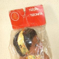 Muñecas Españolas Modernas: TIZONITA,DE MUÑECAS FARITA,A ESTRENAR. Lote 24164952