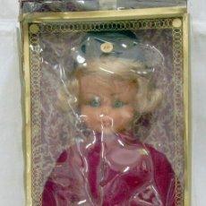 Muñecas Españolas Modernas: ROSITA REAL LA FAMOSA AZAFATA DE IBERIA INDUSTRIAS SASERI AÑOS 60. Lote 27097540