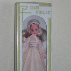 Muñecas Españolas Modernas: MUÑECA MANIQUÍ NELY COMUNION - DIA FELIZ - LA HERMANITA DE LISSI.. Lote 29862997
