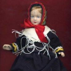 Muñecas Españolas Modernas: MUÑECA , TRAJE REGIONAL ? , POSIBLEMENTE MODERNA, 22 CENTIMETROS. Lote 27288927