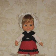 Moderne spanische Puppen - FLORIDO GRACISOSA MUÑECA VESTIDO DE ASTURIANA - 19895405