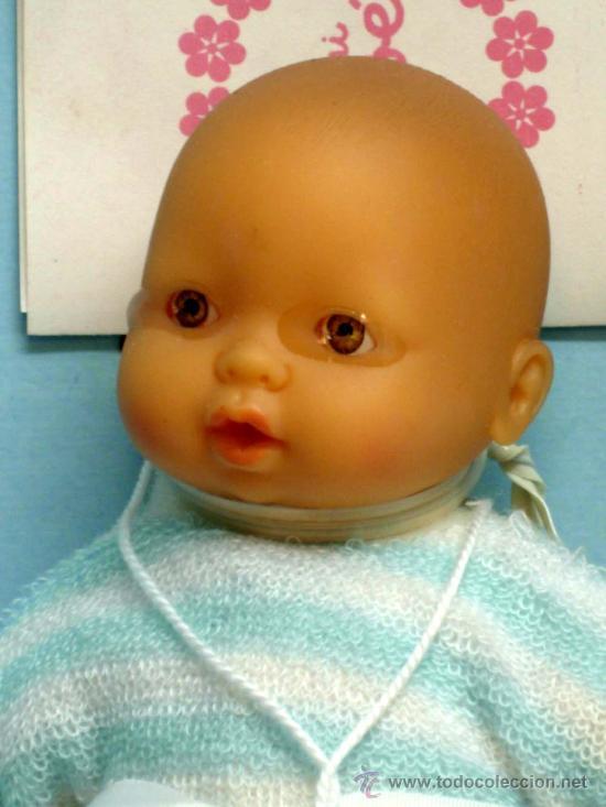 Muñecas Españolas Modernas: Mini bebe Bb Berjusa años 80 - Foto 3 - 119108806