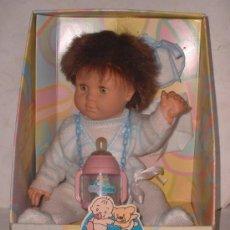 Muñecas Españolas Modernas: MUÑECA BABY BEBE, DE FEBER, EN CAJA ( GA-24 ) CC. Lote 104757334
