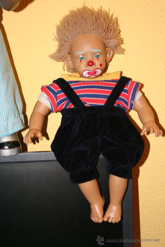 Muñecas Españolas Modernas: muñeco gestito antiguo - Foto 2 - 27421507