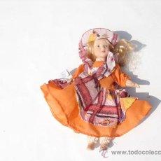 Muñecas Españolas Modernas: MUÑECA PORCELANA.. Lote 28305306