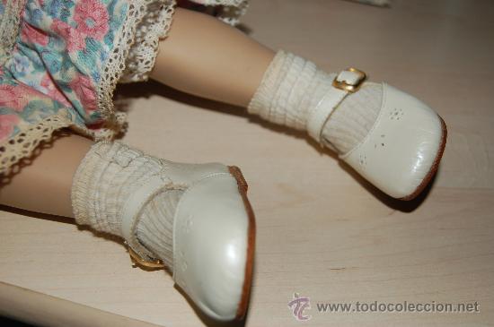 Muñecas Españolas Modernas: muñeca de colección pura pastor en vinilo - Foto 6 - 28525211