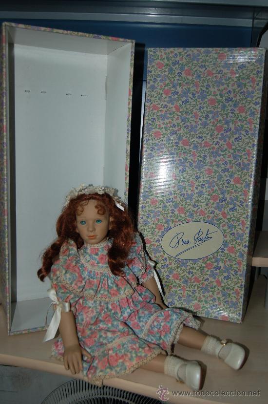 Muñecas Españolas Modernas: muñeca de colección pura pastor en vinilo - Foto 3 - 28525211