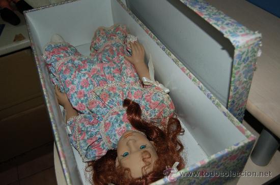 Muñecas Españolas Modernas: muñeca de colección pura pastor en vinilo - Foto 4 - 28525211