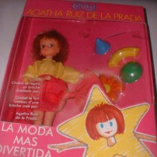 Muñecas Españolas Modernas: MUÑECA CHABEL AGATHA RUIZ DE LA PRADA, EN CAJA. CC. Lote 29678591
