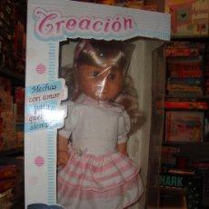 Muñecas Españolas Modernas: MUÑECA CREACIÓN BERJUSA ILSE AÑOS 80?? 48 CM NUEVA!!!. Lote 29697771