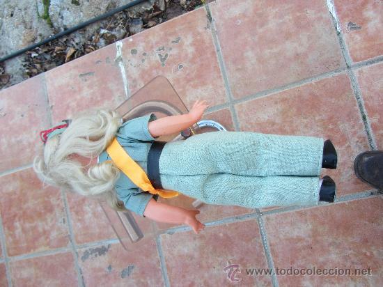 Muñecas Españolas Modernas: ANTIGUA MUÑECA. A MI NOVIA CON AMOR. PLASTICO DURO Y TOBILLOS GRUESOS, AÑOS 70? - Foto 3 - 29760598