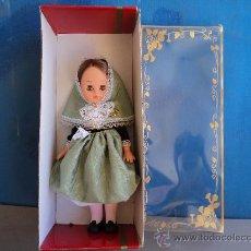 Muñecas Españolas Modernas: MUÑECA REGIONAL,J.DURA,(ONIL,ALICANTE). Lote 29950296
