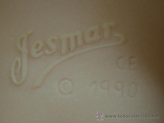 Muñecas Españolas Modernas: Muñeca de JESMAR 1990 , para pedalear en bicicleta. Mide 90 cm - Foto 5 - 31560272