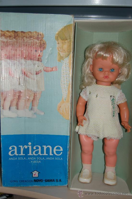Muñecas Españolas Modernas: Ariane de novo gama en caja - Foto 2 - 32120201