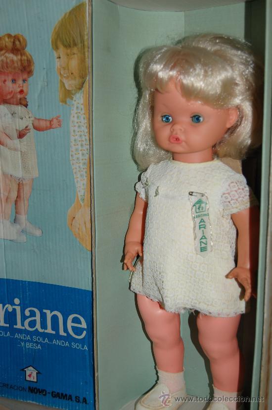 Muñecas Españolas Modernas: Ariane de novo gama en caja - Foto 7 - 32120201
