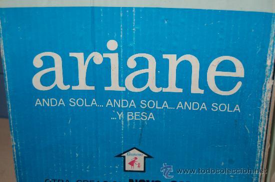 Muñecas Españolas Modernas: Ariane de novo gama en caja - Foto 3 - 32120201