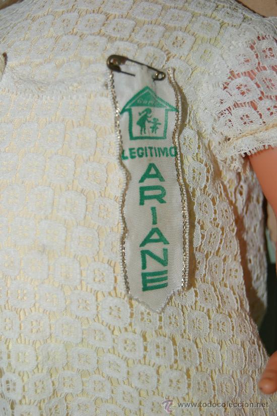 Muñecas Españolas Modernas: Ariane de novo gama en caja - Foto 5 - 32120201
