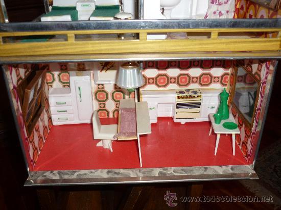 Muñecas Españolas Modernas: CHALET DE LISSI DE GULLEM Y VICEDO FINALES 60 ÚNICO Y CASI COMPLETO AGARRATE EL LABIO Y EL PELUQUÍN - Foto 8 - 32292786