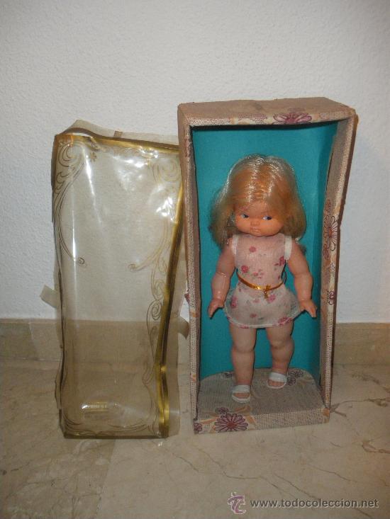 Muñecas Españolas Modernas: BERBESA - MUÑECA DE 32 CM, FABRICADA POR BERBESA EN CAJA ORIGINAL, 111-1 - Foto 6 - 139417574