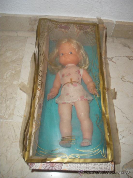 Muñecas Españolas Modernas: BERBESA - MUÑECA DE 32 CM, FABRICADA POR BERBESA EN CAJA ORIGINAL, 111-1 - Foto 3 - 139417574